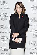 London - Harper's Bazaar Women Of The Year Awards 2016 - 31 Oct 2016