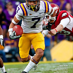 Sports Illustrated - Tyrann Mathieu