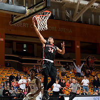 BUIES CREEK, NC - November 13th, 2017 - Campbell Camels and Abilene Christian at Gilbert Craig Gore Arena in Buies Creek, NC. Photo By Bennett Scarborough