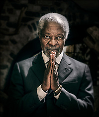 Kofi Annan Former UN Secretary-General 1938-2018