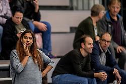 25-10-2017 NED: Sliedrecht Sport - Eurosped TVT, Sliedrecht<br /> Sliedrecht Sport wint met 3-1 van Eurosped / Namalee