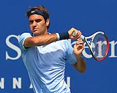 Roger Federer - Western & Southern Open 2013