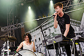 MATT AND KIM @ CATALPA MUSIC FESTIVAL 2012