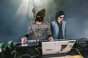 Photos of Quadruplos performing live at Secret Solstice Music Festival 2014 in Reykjavík, Iceland. June 22, 2014. Copyright © 2014 Matthew Eisman. All Rights Reserved