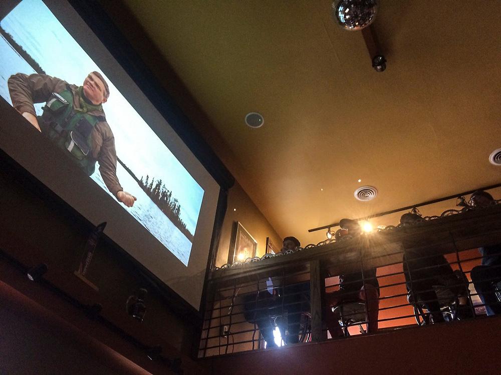 WEB RESOLUTION: Scenes from the inaugural Fresh Coast Film Festival in Marquette, Michigan.
