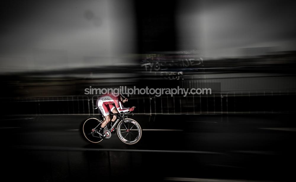 July 1st 2017, Düsseldorf, Germany; Cycling, Tour de France, Stage 1; Daniel Navarro