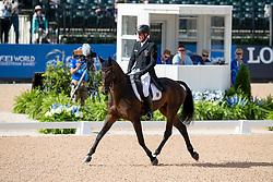 Dibowski Andreas, GER, FRH Corrida<br /> World Equestrian Games - Tryon 2018<br /> © Hippo Foto - Dirk Caremans<br /> 14/09/2018
