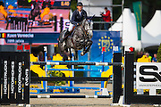 Koen Vereecke - Jativia<br /> FEI World Breeding Jumping Championships for Young Horses 2016<br /> © DigiShots