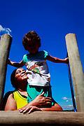 Campinas_SP, Brasil...PROJETO SAPECA, voltado para a reinsercao e acolhimento familiar de menores com violacao dos direitos do ECA. Na Foto, garoto que passou pelo acolhimento familiar e retornou para a familia...PROJECT SAPECA, aimed at reintegration for children in violation of the rights of the ECA. In the photo, boy went through foster care and returned to the family...Foto: BRUNO MAGALHAES / NITRO