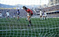 15.12.1985, Stadio Ferraris, Genova..Sampdoria v Napoli.Claudio Garella - SSC Napoli.©Juha Tamminen