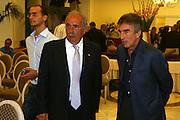 Milano, 18/07/2007<br /> Basket, Nazionale Italiana Maschile Senior<br /> Media Day Conferenza Stampa Hotel Visconti<br /> Nella foto: fausto maifredi<br /> Foto Ciamillo