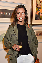 Anita Rani at The Philanthropist After Party held at The Mall Galleries, 17 Carlton House Terrace, London England. 20 April 2017.