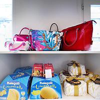 Nederland, Amsterdam , 20 maart 2013.<br /> Il Sogno, The Italian Conceptstore is een allround Italië-ervaring met o.a. Italiaanse kunst, boeken en delicatessen en pizza.<br /> Foto:Jean-Pierre Jans