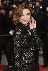 May 18, 2019 - Cannes, France - CANNES, FRANCE - MAY 18: Elsa Zylberstein attends the screening of ''Les Plus Belles Annees D'Une Vie'' during the 72nd annual Cannes Film Festival on May 18, 2019 in Cannes, France. (Credit Image: © Frederick InjimbertZUMA Wire)