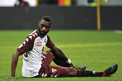 November 26, 2017 - Milan, Italy - Nicolas N'Kouloun of Torino FC during Italian serie A match AC Milan vs Torino FC at San Siro Stadium  (Credit Image: © Gaetano Piazzolla/Pacific Press via ZUMA Wire)