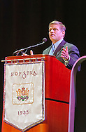 """Oct. 9, 2012 - Hempstead, New York, U.S. - DOUGLAS BRINKLEY, author, journalist and historian, speaks at Hofstra University about """"The Evolution of U.S. Presidential Debates: From G. Washington to B. Obama"""" This lecture is part of """"Debate 2012 Pride Politics and Policy"""" a series of events leading up to when Hofstra hosts the 2nd Presidential Debate between Obama and M. Romney, on October 16, 2012, in a Town Meeting format."""
