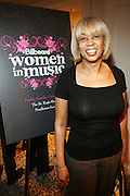 Gail Mitchell at the Billboard's 3rd Annual Women in Music Breakfast held at St. Regis Hotel held on October 24, 2008..The Women in Breakfast was established to recognize extraordinary women in the music industry whii have made significant contributions to the business and who, through their hard work and continued success, inspire generations of women to take on increasing responsibilities within the field.