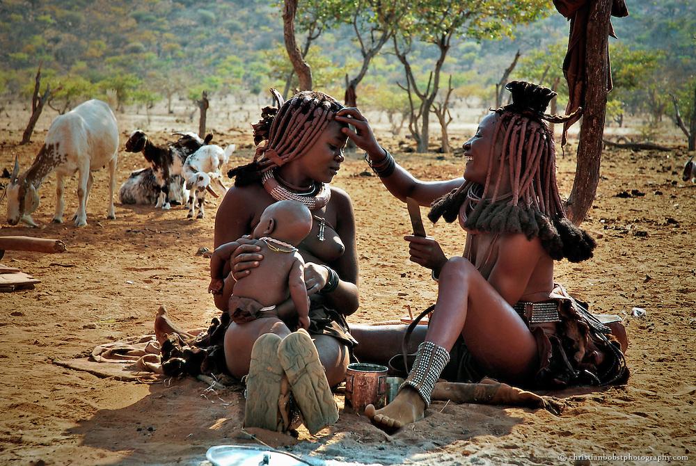 Epupa, Namibia, 2006