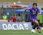 Udine, 18 Settembre 2011.Campionato di calcio Serie A 2011/2012  3^ giornata..Udinese vs Fiorentina. Stadio Friuli..Nella Foto: Steven Jovetic..© foto di Simone Ferraro