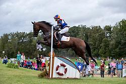 BLOM Merel (NED), Rumour Has It N.O.P.<br /> Tryon - FEI World Equestrian Games™ 2018<br /> Vielseitigkeit Teilprüfung Gelände/Cross-Country Team- und Einzelwertung<br /> 15. September 2018<br /> © www.sportfotos-lafrentz.de/Dirk Caremans