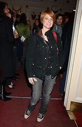 Actress PATSY PALMER at the launch of 'Grand Classics:Films with Style' series in London hosted by Vivienne Westwood at The Electric Cinema, Portobello Road, London W11 on 20th March 2006.<br /><br />NON EXCLUSIVE - WORLD RIGHTS