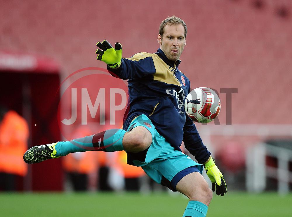 Petr Cech of Arsenal   - Mandatory by-line: Joe Meredith/JMP - 25/07/2015 - SPORT - FOOTBALL - London,England - Emirates Stadium - Arsenal v Lyon - Emirates Cup