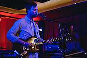 Absolutely Free performs at Barboza on Tuesday, December 2, 2014.