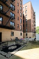 Courtyard at 2680 Bailey Avenue