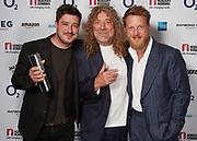 Marcus Mumford, Robert Plant, Ted Dwane