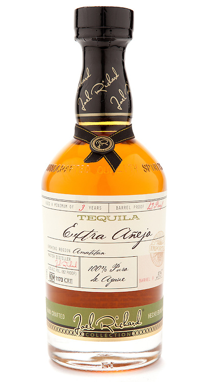 Joel Richard Extra Añejo Tequila -- Image originally appeared in the Tequila Matchmaker: http://tequilamatchmaker.com