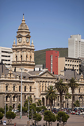June 3, 2016 - Cape Town City Hall and Grand Parade in Cape Town, Western Cape, South Africa (Credit Image: © AGF via ZUMA Press)