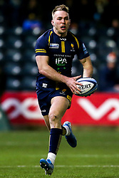 Perry Humphreys of Worcester Warriors - Mandatory by-line: Robbie Stephenson/JMP - 06/03/2020 - RUGBY - Sixways Stadium - Worcester, England - Worcester Warriors v Northampton Saints - Gallagher Premiership Rugby