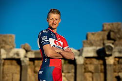 Marko Kump during photo session of KK Adria Mobil before new cycling season, on January 17, 2019 in Side, Turkey. Photo by Vid Ponikvar / Sportida