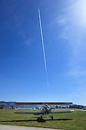Boeing 40 at WAAAM