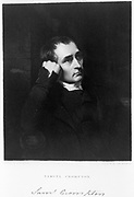 Samuel Crompton (1753-1827) English inventor of the spinning mule.