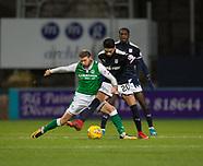 Dundee v Hibernian 24-01-2018