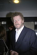 Sebastian Faulks, Waterstone's celebrate 25 Years in Books.  Waterstone's Piccadilly. London. 16 May 2007.  -DO NOT ARCHIVE-© Copyright Photograph by Dafydd Jones. 248 Clapham Rd. London SW9 0PZ. Tel 0207 820 0771. www.dafjones.com.