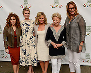 05/29/14 New York City ,  / Bernadette Peters, Cynthia Nixon, Amy Poehler, Bette Midler, and Judy Gold at Bette Midler's NYRP 13th Annual Spring Picnic /