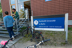 Institutes of Computer Science and Mathematics at Adlershof Science and Technology Park  Park in Berlin, Germany