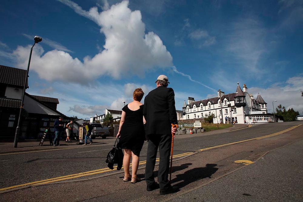 Ullapool. Nortwest. Scotland.