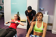 Miss Lithuania and Miss Venezuela<br />