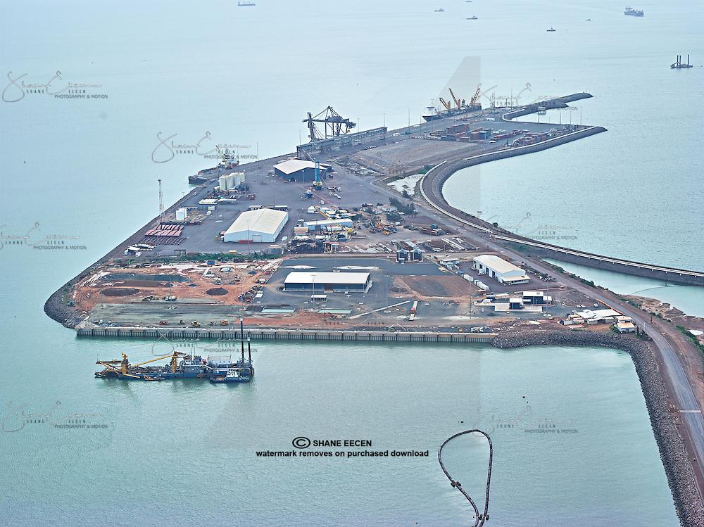 Darwin Port Area, 8th February 2014.  Photo Shane Eecen