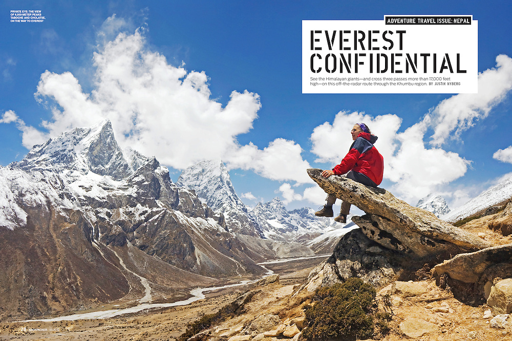 Backpacker: Everest Confidential (March 2012)