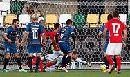 FODBOLD: Davit Skhirtladze (Silkeborg IF) scorer til 1-0 under kampen i ALKA Superligaen mellem Silkeborg IF og FC Helsingør den 11. august 2017 på Jysk Park i Silkeborg. Foto: Claus Birch