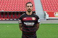 German Bundesliga - Season 2016/17 - Photocall Bayer 04 Leverkusen on 25 July 2016 in Leverkusen, Germany: Roberto Hilbert. Photo: Guido Kirchner/dpa | usage worldwide