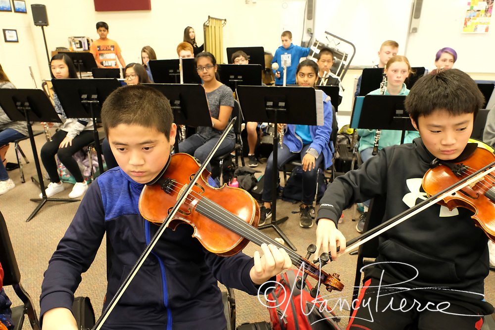 Community House Middle School Symphony Orchestra