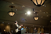 Dee Davis, President of the Center for Rural Strategies, speaks to the 2011 Gathering of the National Rural Assembly in St. Paul on June 27, 2011.