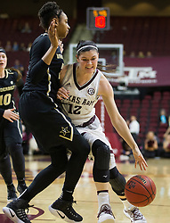 Vanderbilt vs. Texas A&M in a NCAA women's basketball game Jan. 02, 2017, in College Station, Texas.