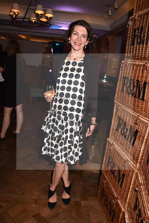 Thomasina Miers at the Fortnum & Mason Food and Drink Awards, Fortnum & Mason Food and Drink Awards, London, England. 10 May 2018.