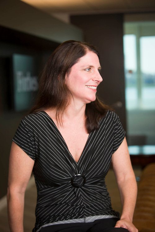 Luisa Kroll, Forbes Magazine wealth reporter for Dartmouth U